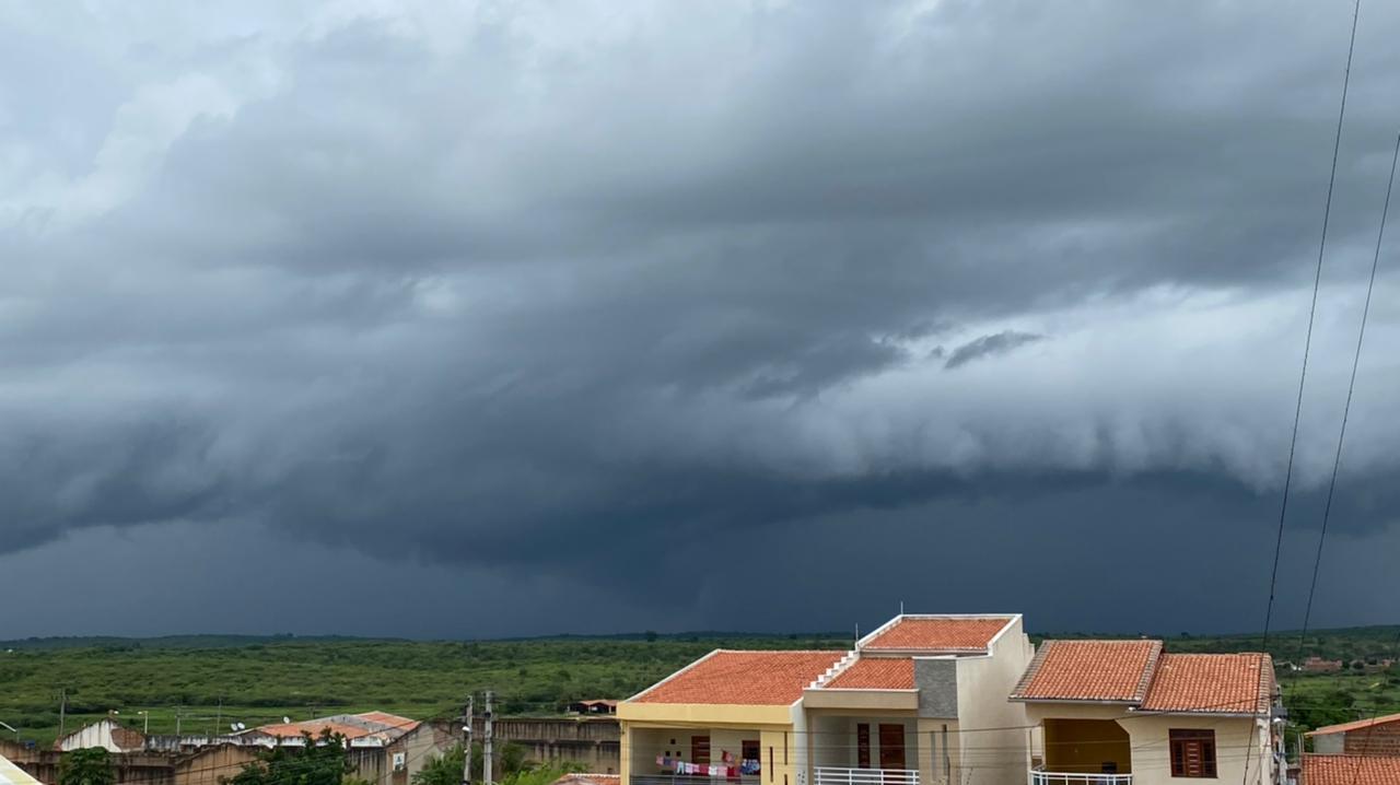 Último fim de semana de fevereiro deve seguir com condições favoráveis às chuvas