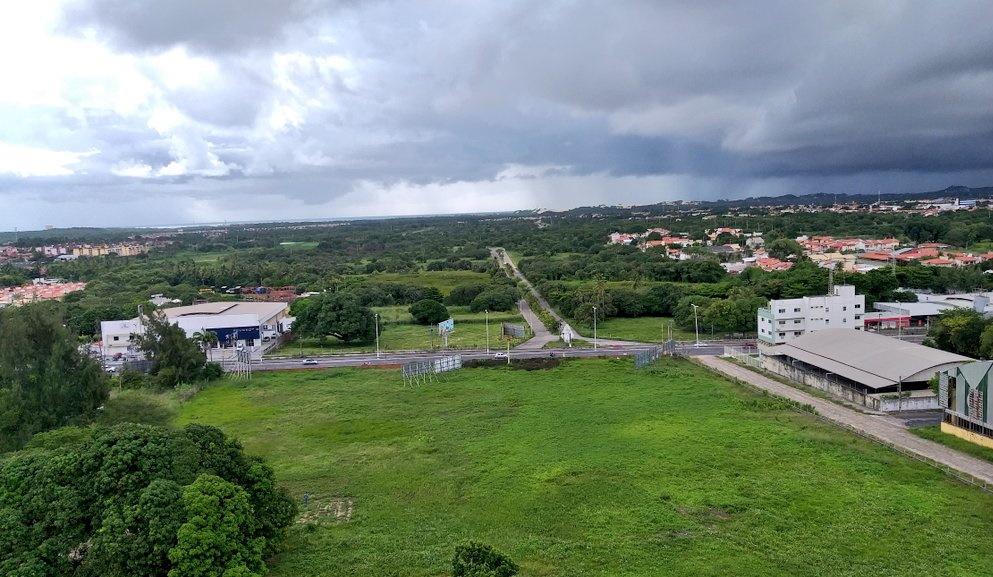 Fortaleza está dentro da área com condições de chuva (FOTO: Fernando Elpídio)