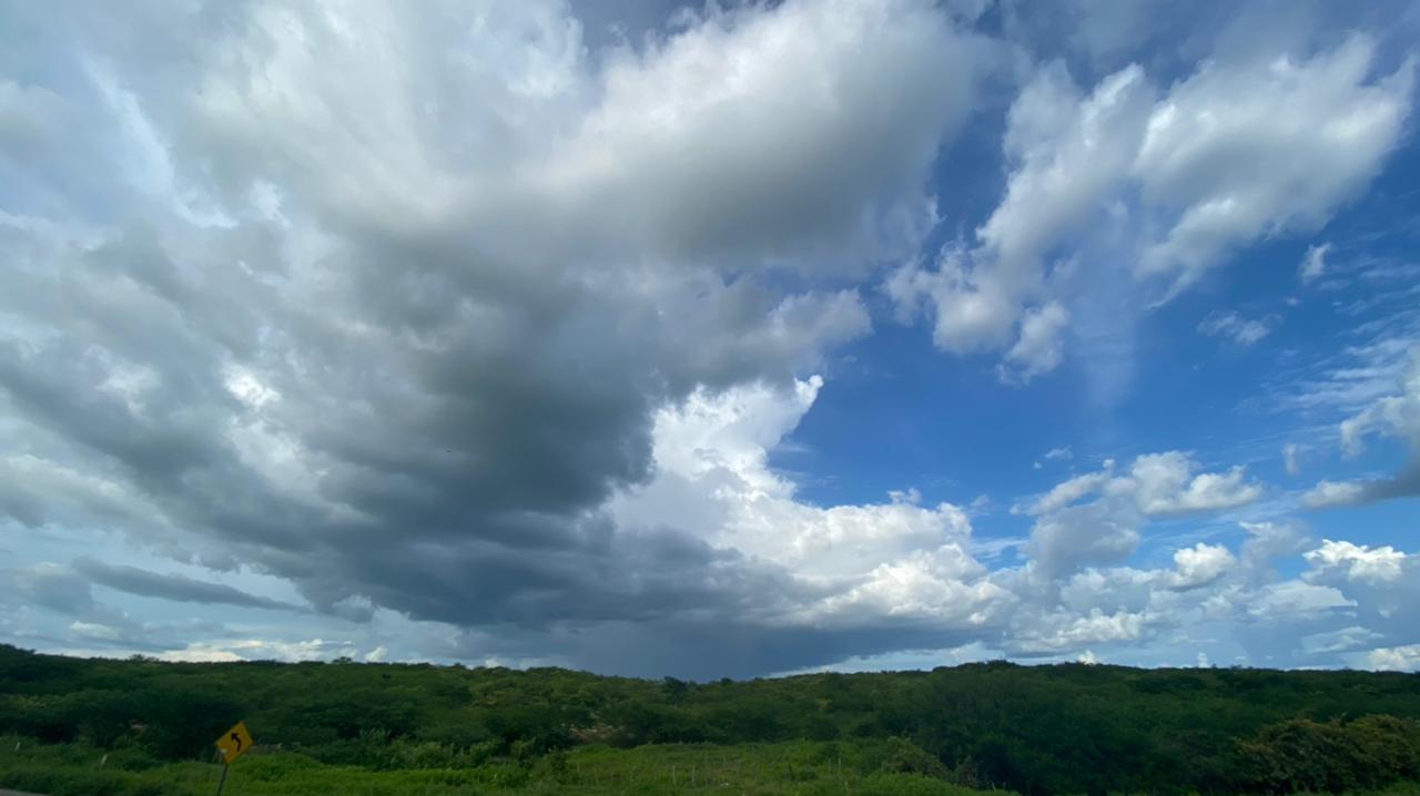 Cariri pode receber chuvas mais intensas em relação às demais áreas (FOTO: Marciel Bezerra)