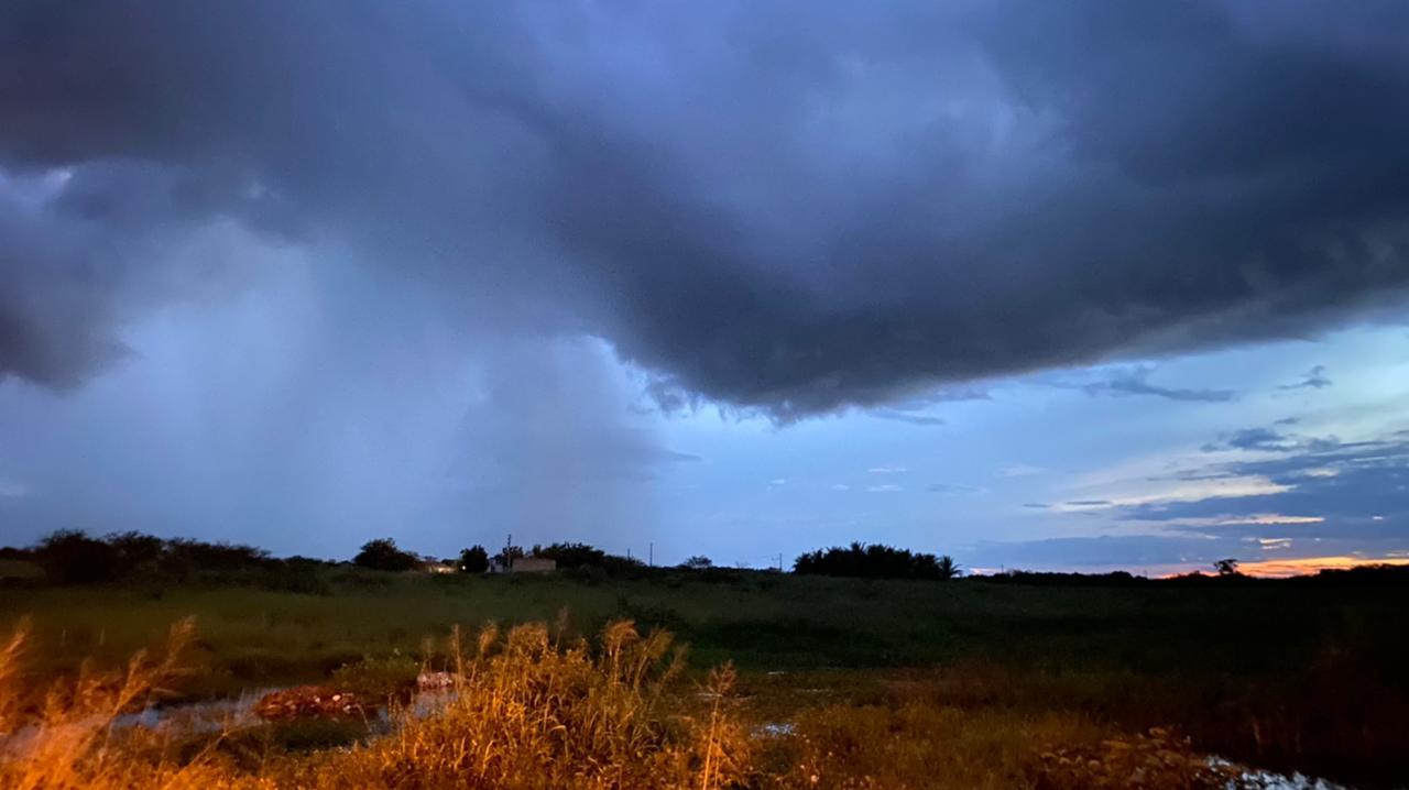 Cariri seguirá com condições mais favoráveis ás chuvas (FOTO: Marciel Bezerra)