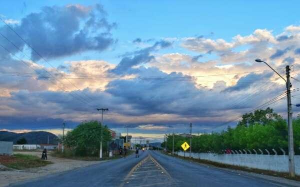 Após chuvas fortes, Ceará deve ter dias de estabilidade (FOTO: Dejaci Vieira)