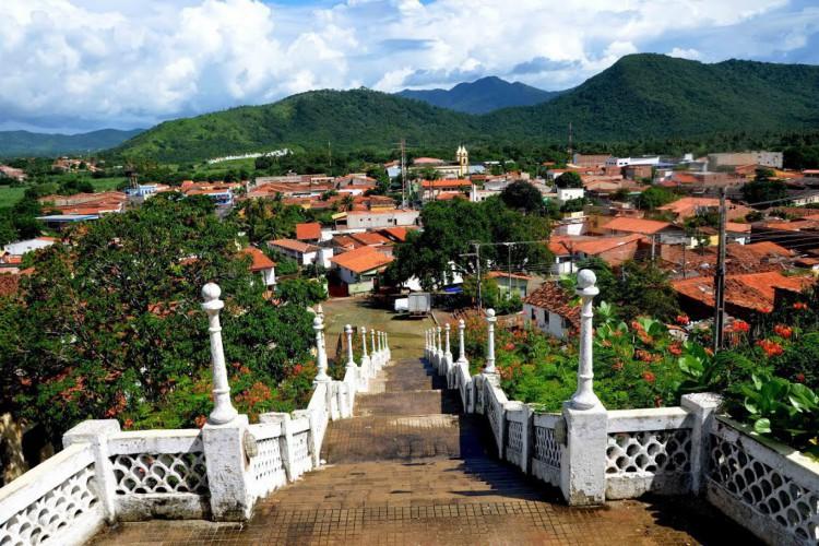 Redenção está distante 55 quilômetros de Fortaleza (Foto: Divulgação/Unilab)